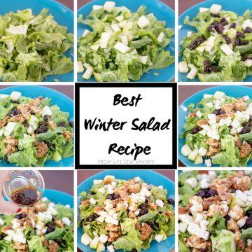 best winter salad recipe