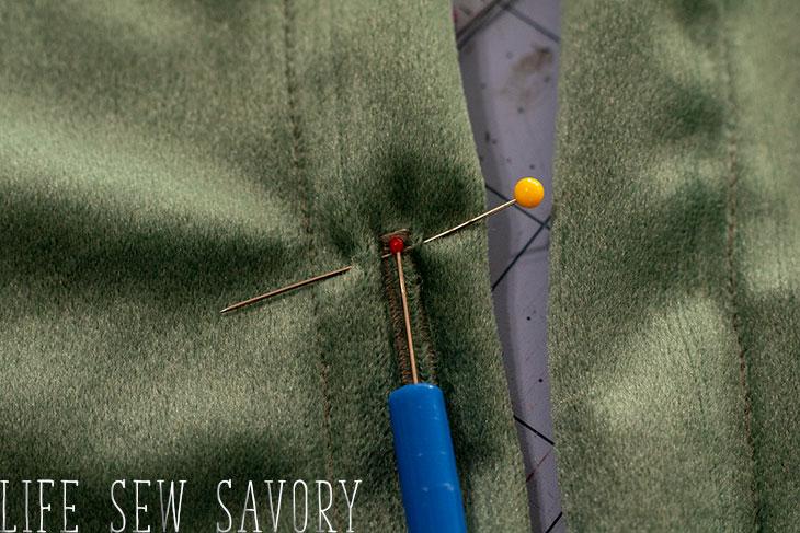 button hole hack