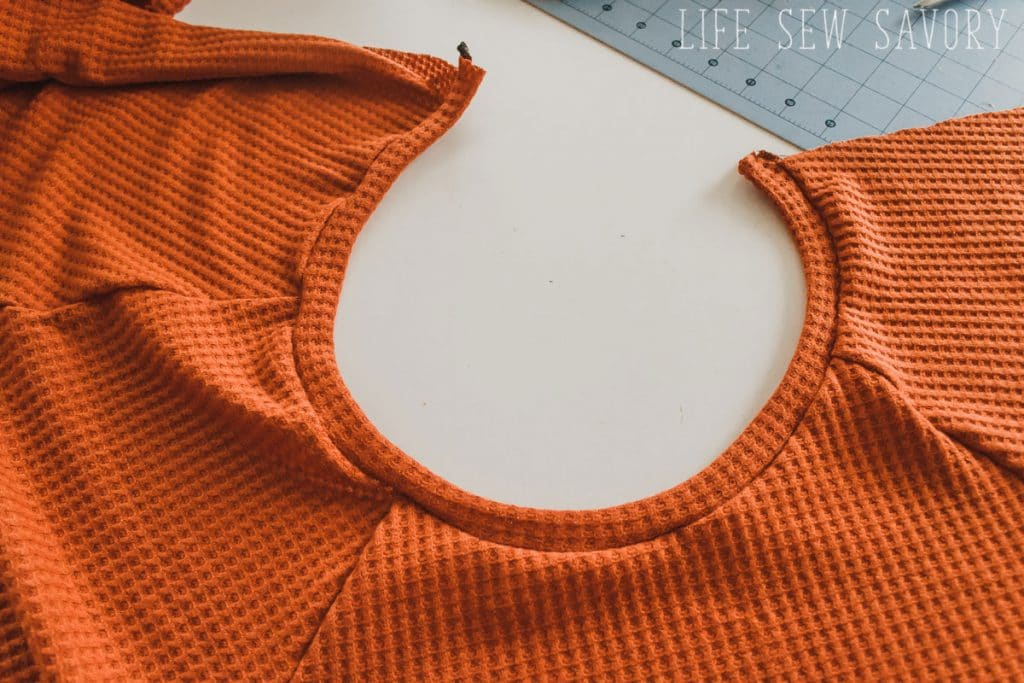 Sewing Patterns for Women neckband