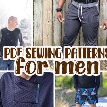 Mens Sewing Patterns pdf