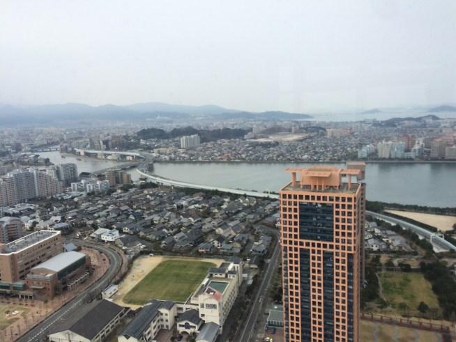 福岡タワー 感想