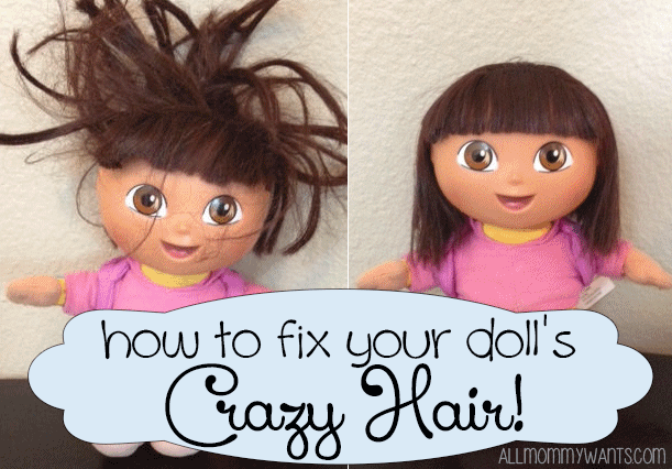 How-To-Fix-Matted-Doll-Hair