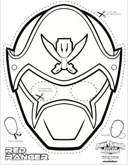 Current image throughout power ranger mask printable