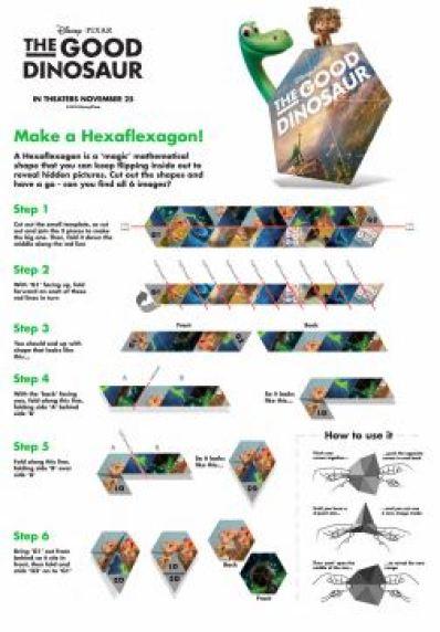 free-good-dinosaur-hexagon-puzzle