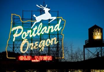 Portland-Deer