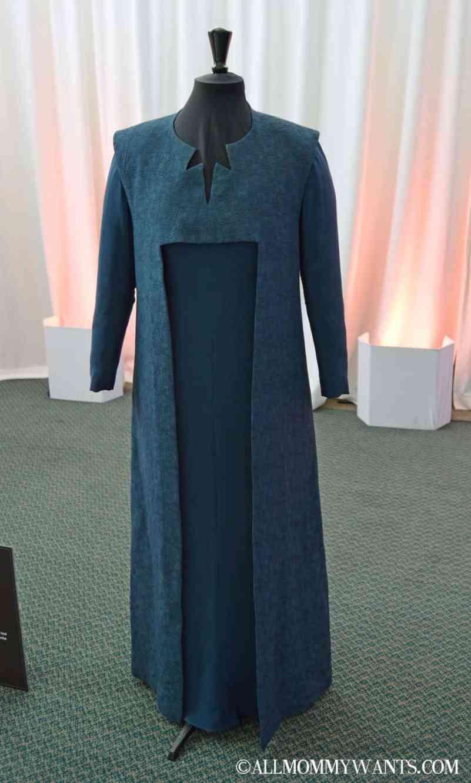 Leia's costume.