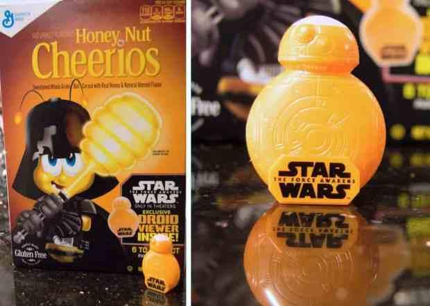 cheerios prize