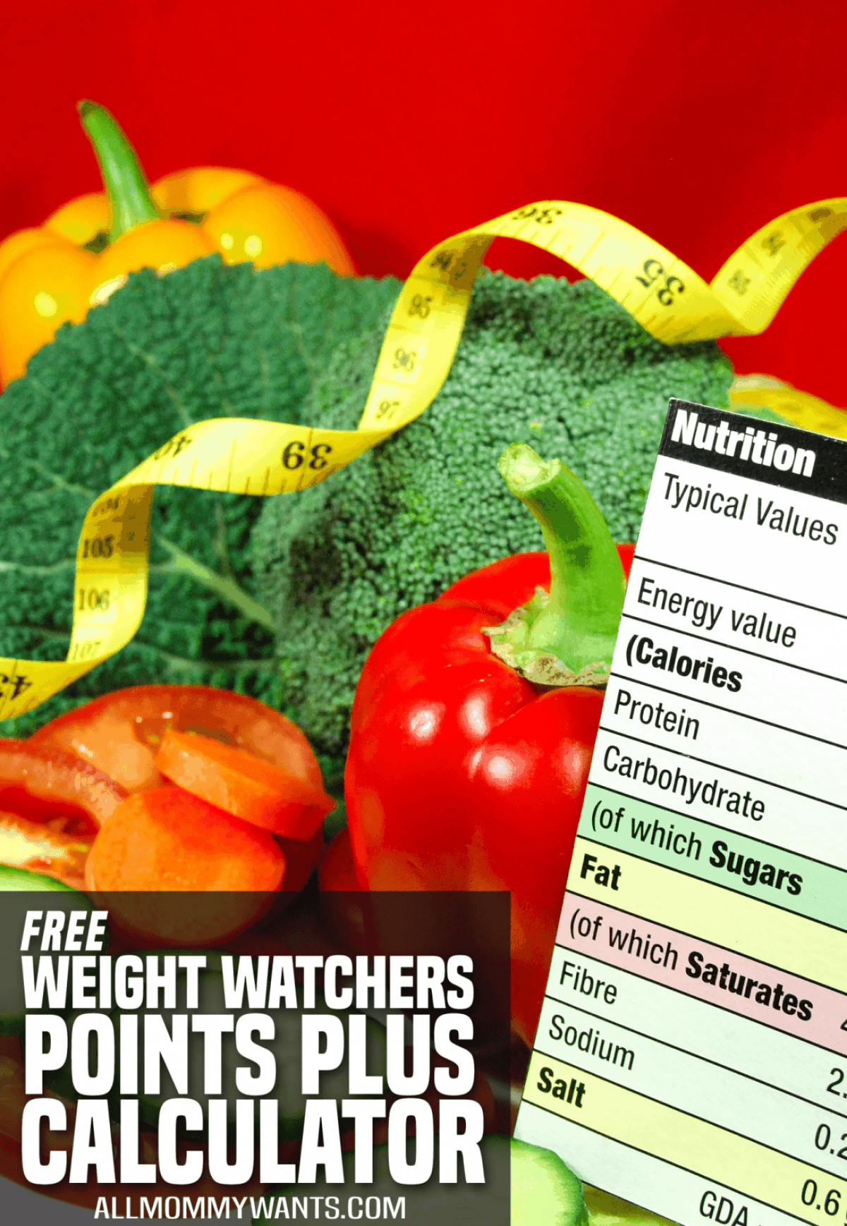 weight watchers points