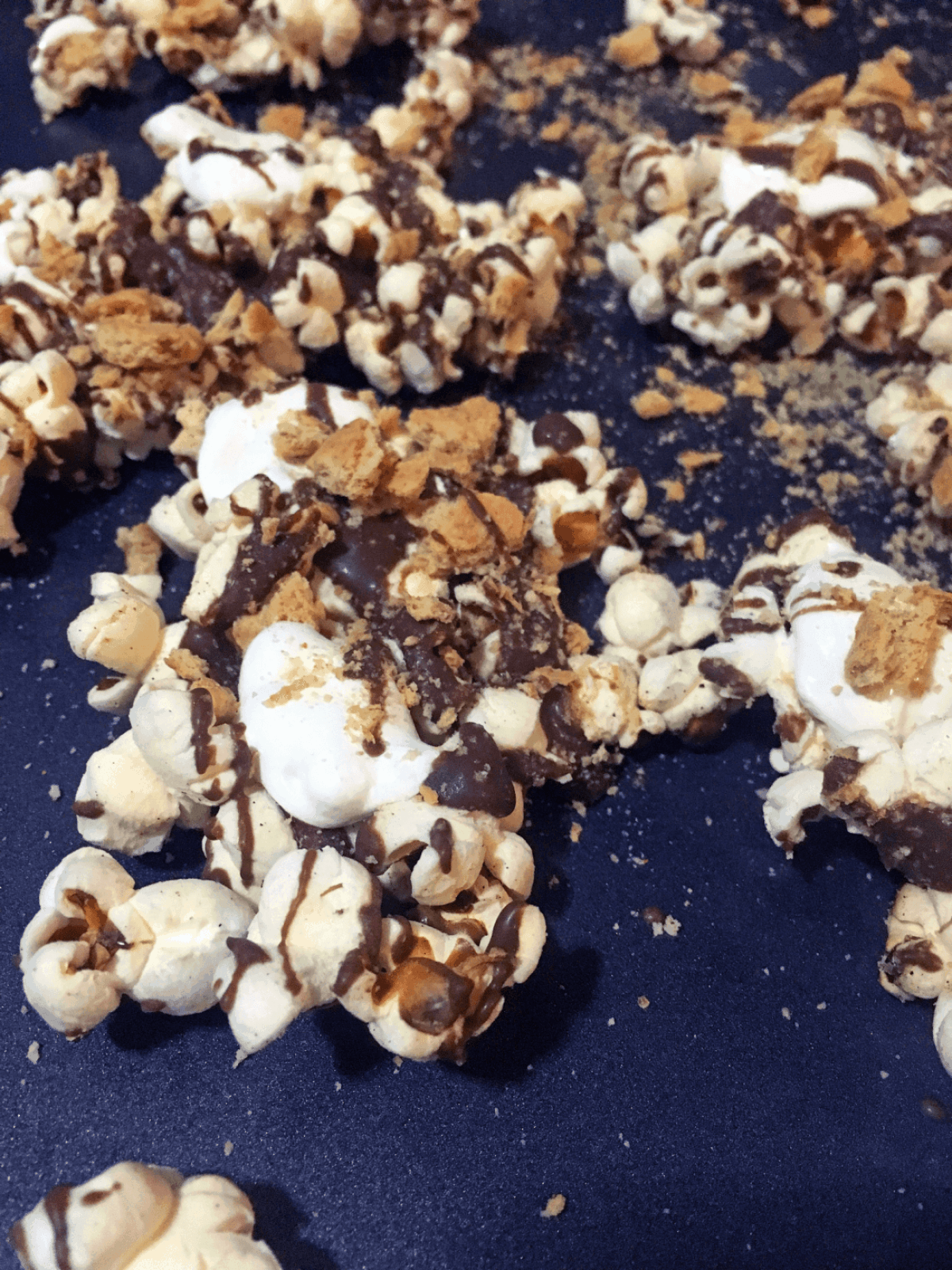 Smore Popcorn In-Process #6