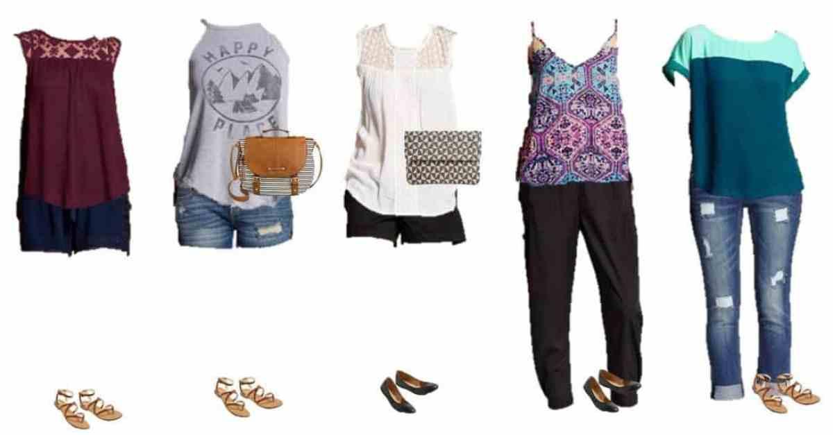 4.28 Mix & Match Fashion - Target Summer Styles 1-5