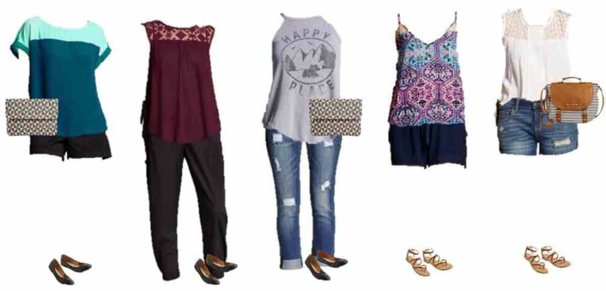 4.28 Mix & Match Fashion - Target Summer Styles 6-10