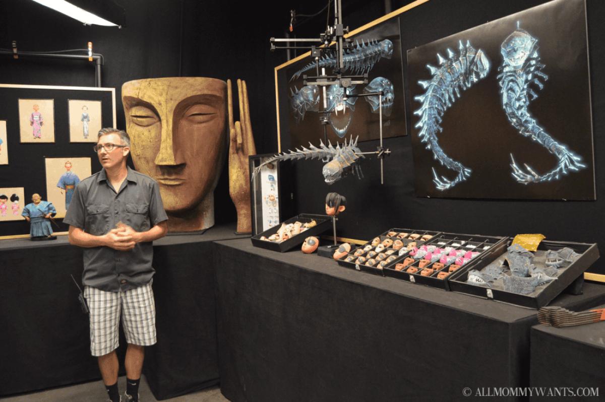 Mogran Hay, Lead Fabricator at LAIKA Studios