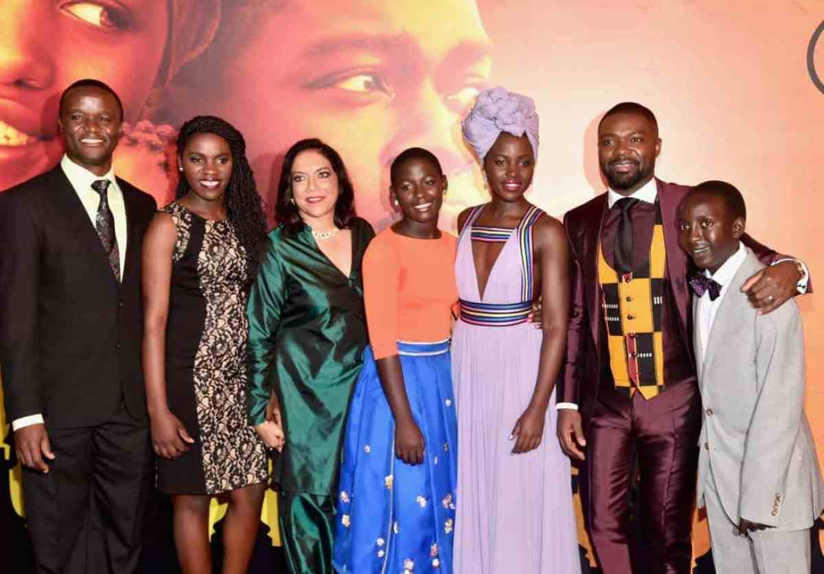 Hollywood premiere of Queen of Katwe (Alberto E. Rodriguez/Getty)