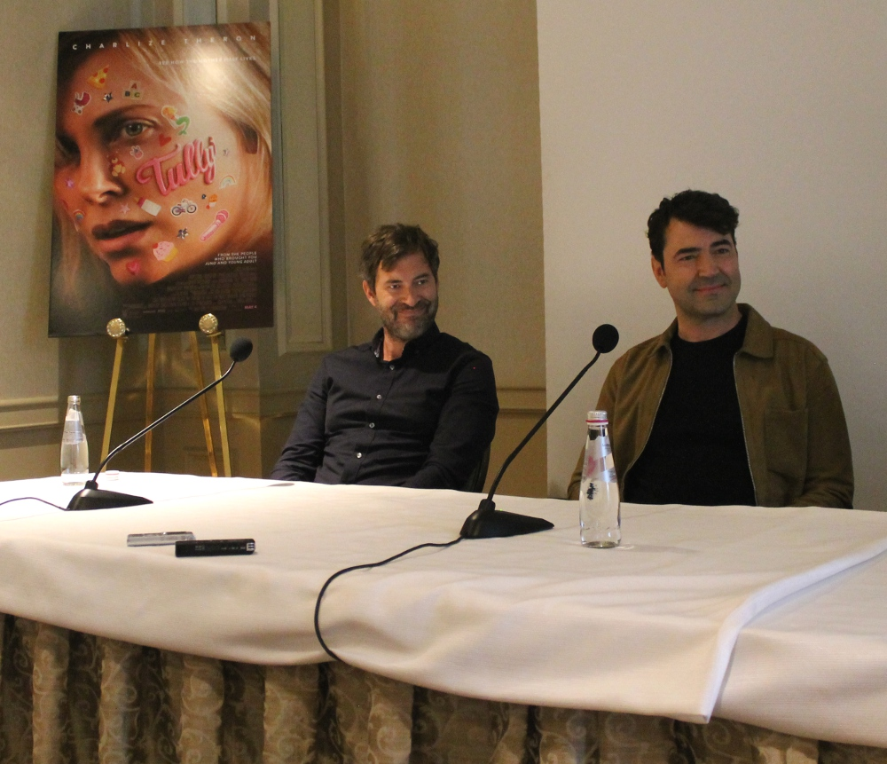 Mark Duplass and Ron Livingston