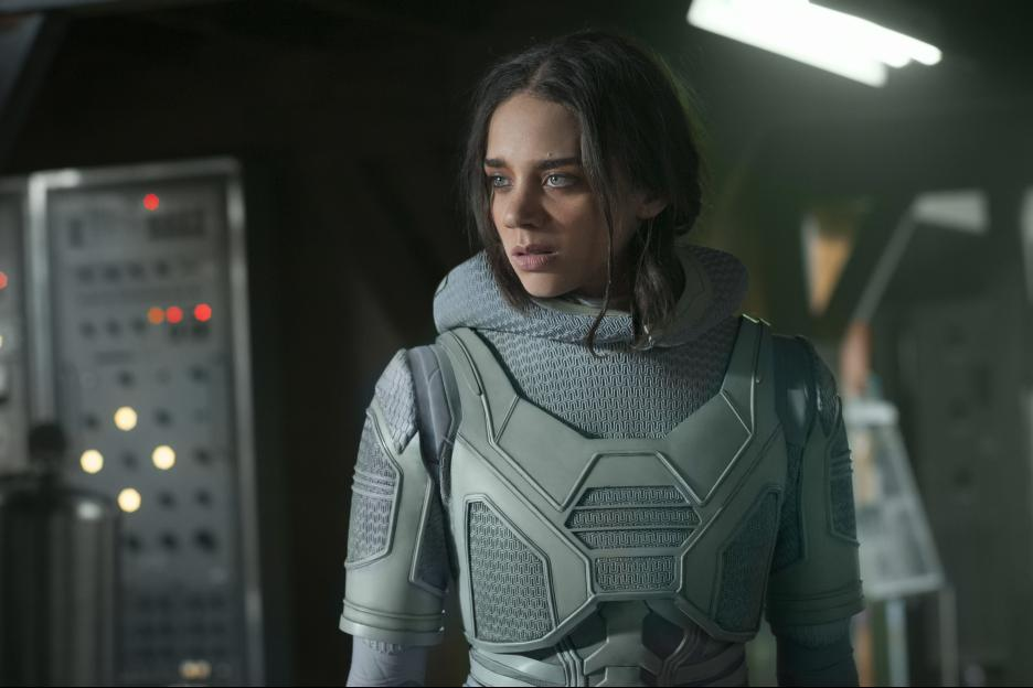 Hannah John-Kamen On Playing