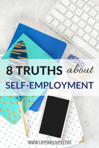 self-employment truths