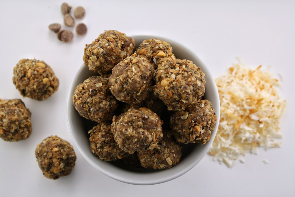 no bake energy bites
