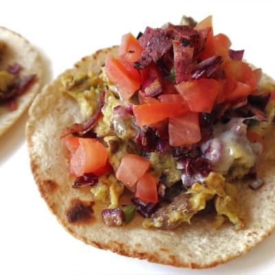 Healthy Breakfast Tacos In 10 Minutes