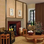 2011 3D Rendering by CastleView3D.com of room designed by Suzanne Lovell