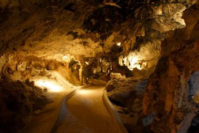 Explore the Hato Caves on the Caribbean Island of Caracoa, new Willemstad. Photo Credit: Courtesy of Hato Caves