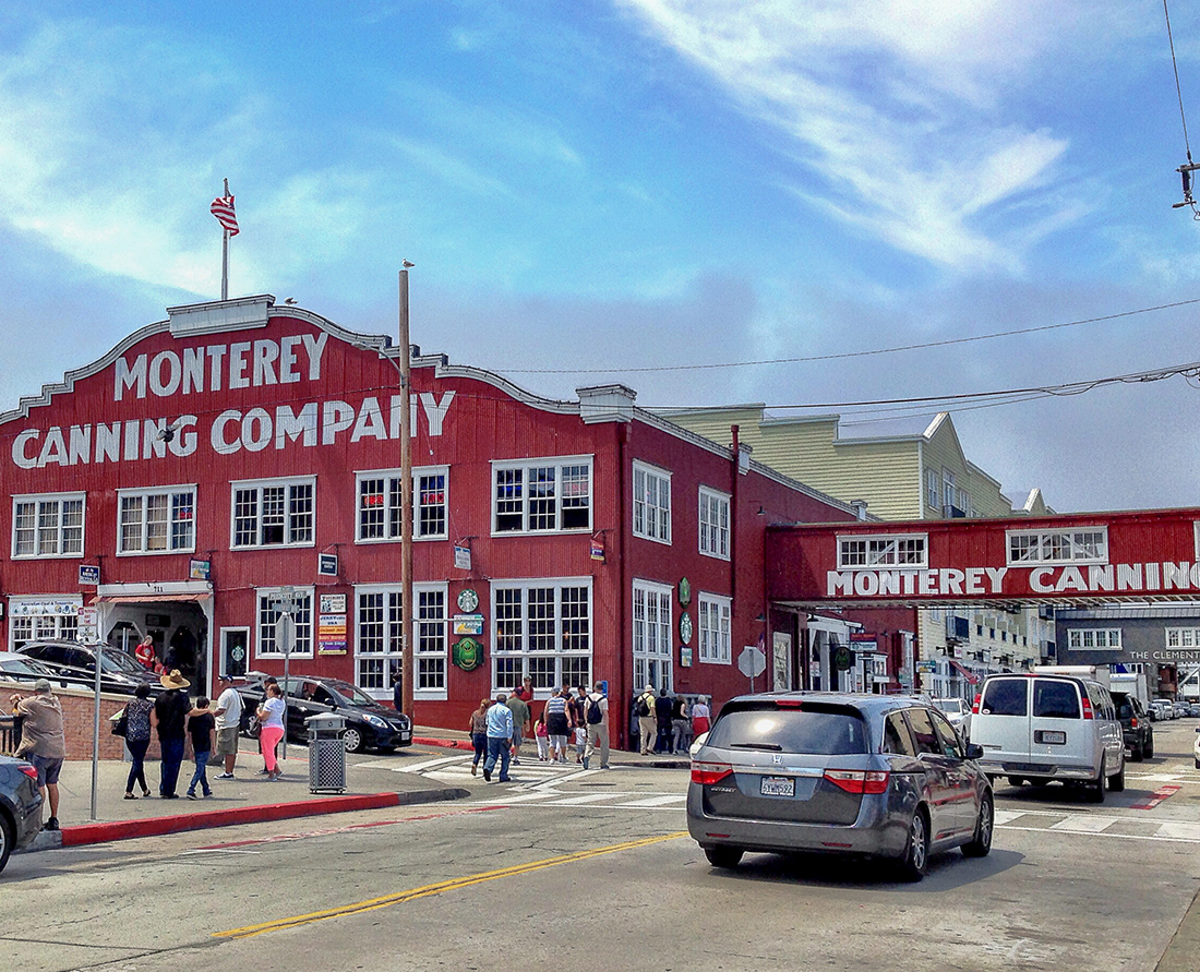 Top things to do in Monterey, California. Photo Credit: Wendy Nordvik-Carr©