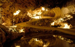 Explore the Hato Caves on the Caribbean Island of Caracoa, new Willemstad. Photo Credit: Caracao Hato Caves