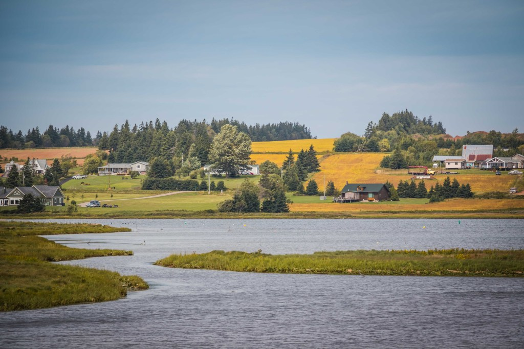 Things to do and see in the beautiful PEI countryside. Photo Credit: Wendy Nordvik-Carr