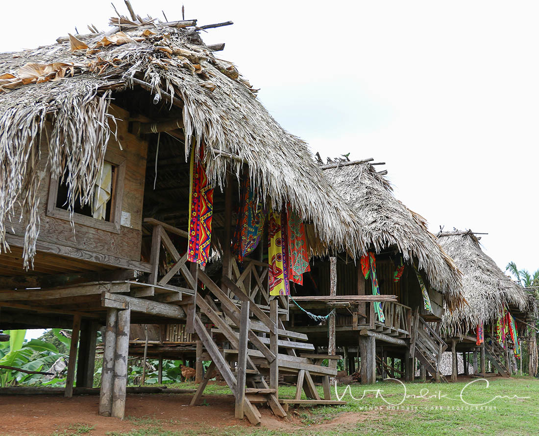 Visit an authentic Emberá village deep in the jungle of the Panama rainforest. Photo Credit: Wendy Nordvik-Carr