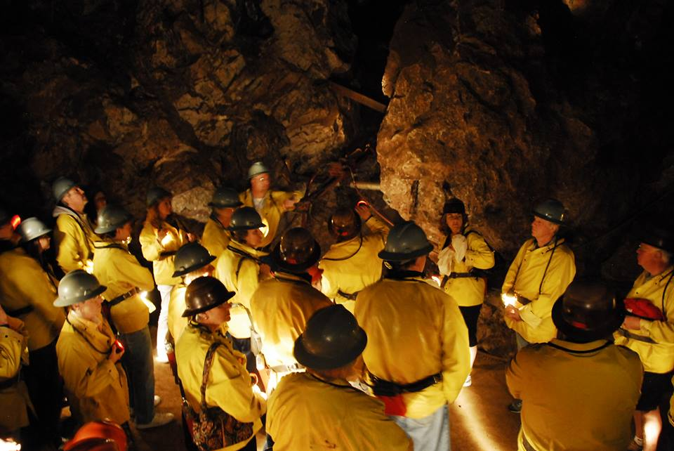 The Queen Mine Tour is one of the top things to do in Bisbee, Arizona