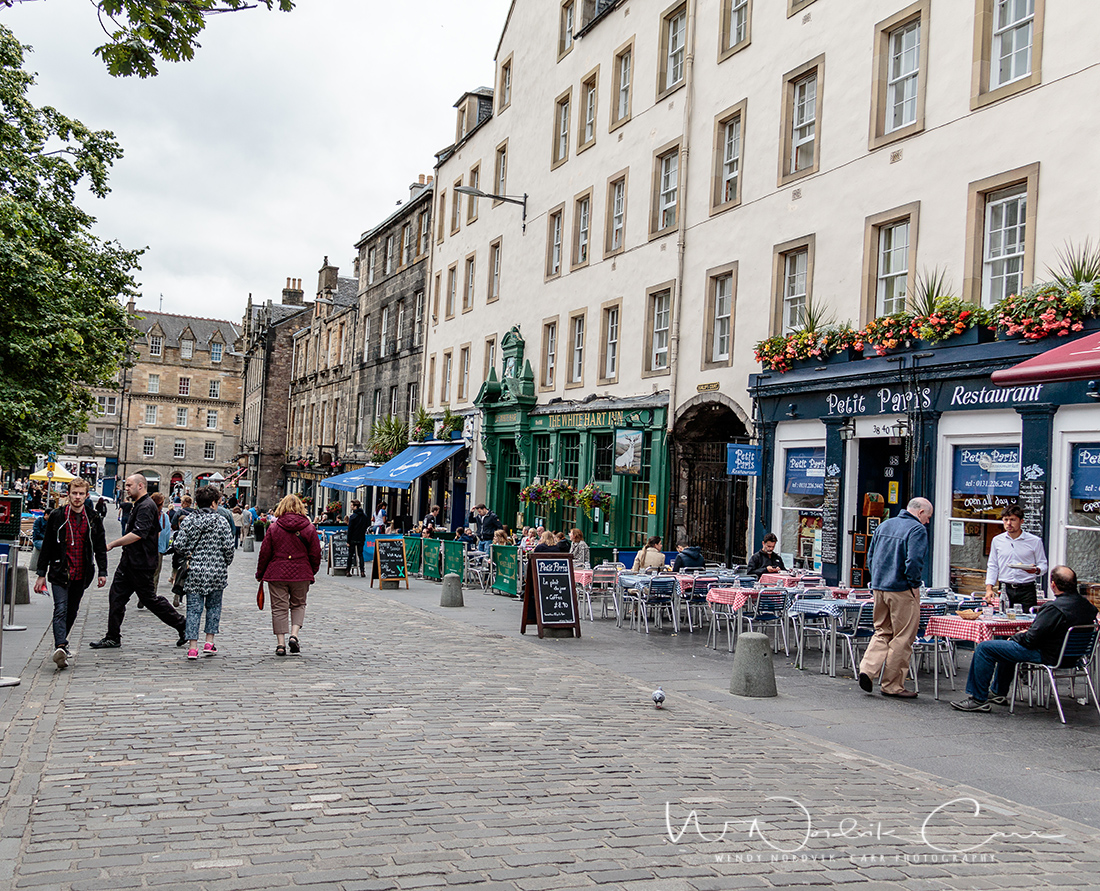 Discover things to do at Grassmarket in medieval Edinburgh. Explore Old Town and New Town along with the many museums, monument, memorials and galleries of this historic city. Photo Credit: Wendy Nordvik-Carr©