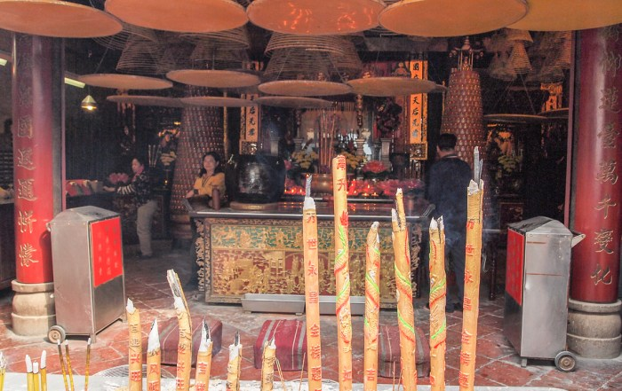 A-Ma Temple is the oldest temple in Macau. Discover more at LifesIncredibleJourney.com Photo Credit: Wendy Nordvik-Carr©