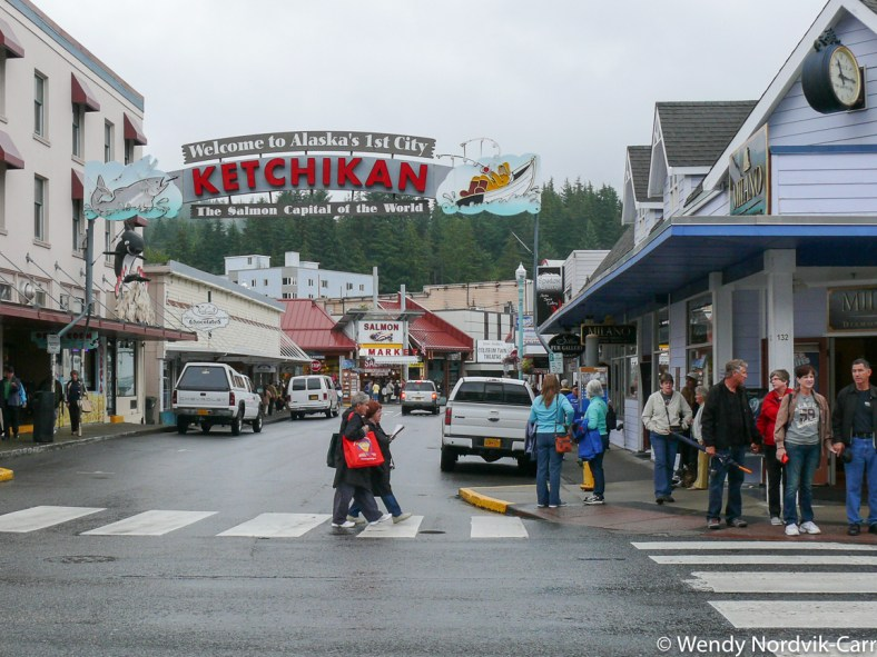 Discover the breathtaking scenery of Alaska wilderness. Explore top things to do while in port in Ketchican, Alaska. Photo Credit: Wendy Nordik-Carr©