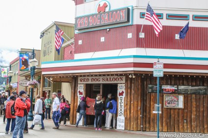 Have some fun at the Red Dog Saloon. Explore top things to do in Juneau while in port. Photo Credit: Wendy Nordvik-Carr©