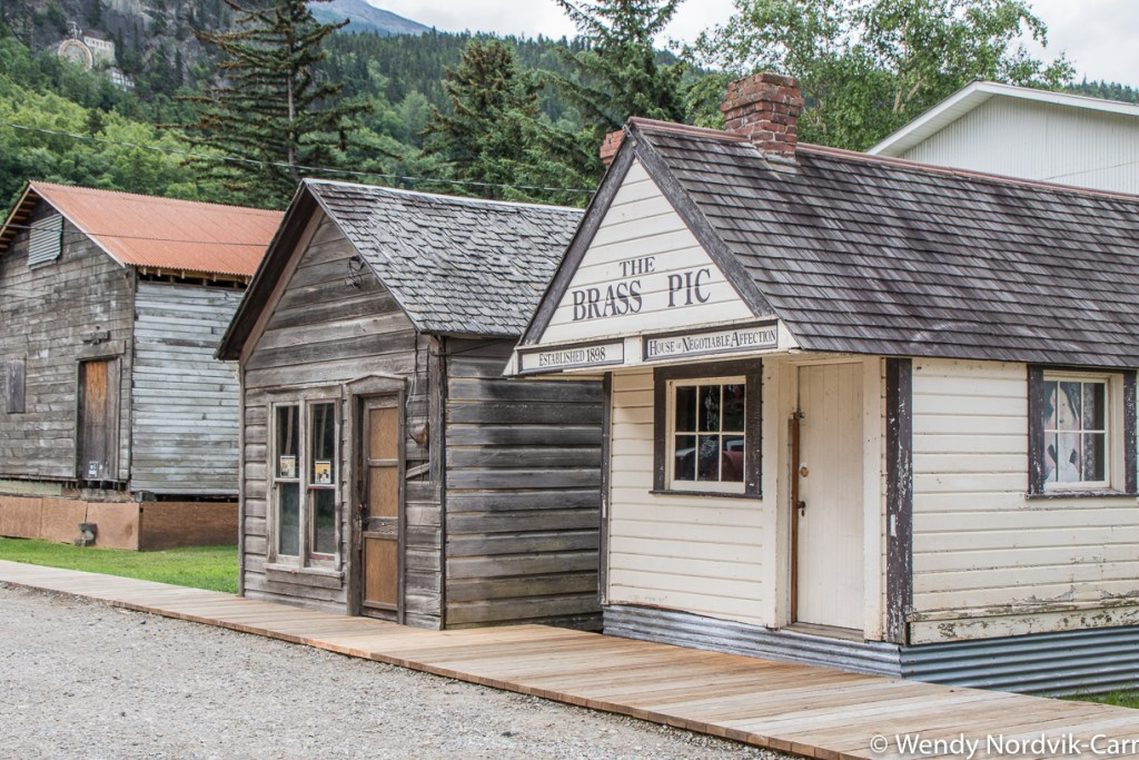 Visit some of the historic buildings in Skaway on a walking tour. Discover the breathtaking scenery of Alaska wilderness. Explore top things to do in Skagway. Photo Credit: Wendy Nordvik-Carr
