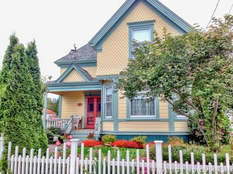 Explore dozens of Victorian homes in historic Ferndale, California.