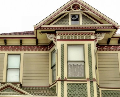 Explore dozens of Victorian homes in historic Ferndale, California. Photo Credit: Wendy Nordvik-Carr