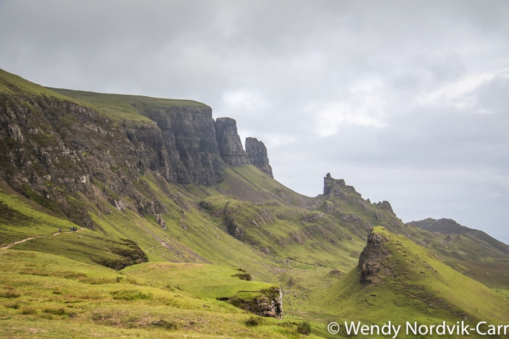 Top things to don on the Isle of Skye - See the dramatic landscape of the Quiraing