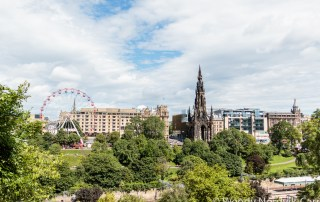 Top things to do in Edinburgh. Explore Old Town and New Town along with the many museums, monument, memorials and galleries of this historic city. Photo Credit: Wendy Nordvik-Carr