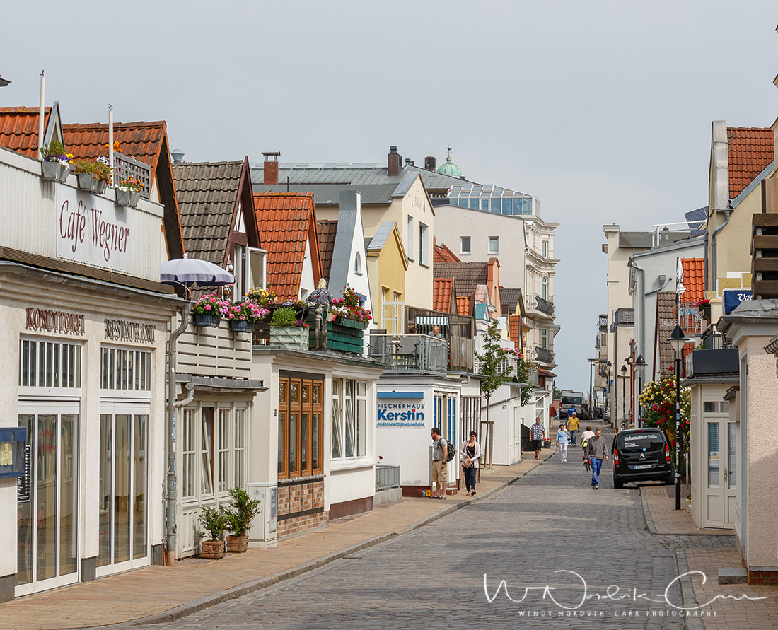 Visit charming Warnemünde, Germany, a former fishing village turned seaside resort and port of call for many cruise ships on the Baltic Sea. Photo Credit: Wendy Nordvik_Carr