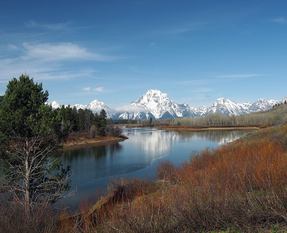 Discover Grand Teton National Park