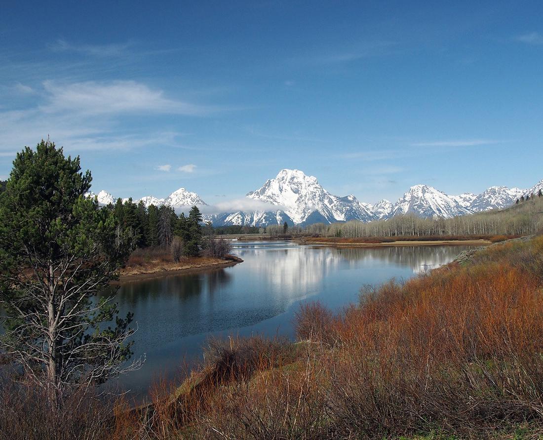Discover Grand Teton National Park