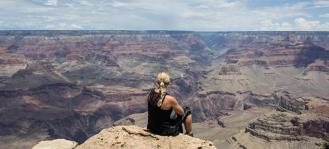 Travel Arizona for spectacular ever-changing landscape views. Discover the vistas of the incredible Grand Canyon, one of the top 10 things to do in Arizona.
