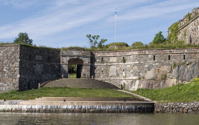 "One of the top things to do in Helsinki is to visit the ""Castle of Finland"" Suomenlina. It is a designated UNESCO World Heritage Site. Photo archives of the Governing Body of Suomenlinna, Photographer Yrjö Tuunanen©"