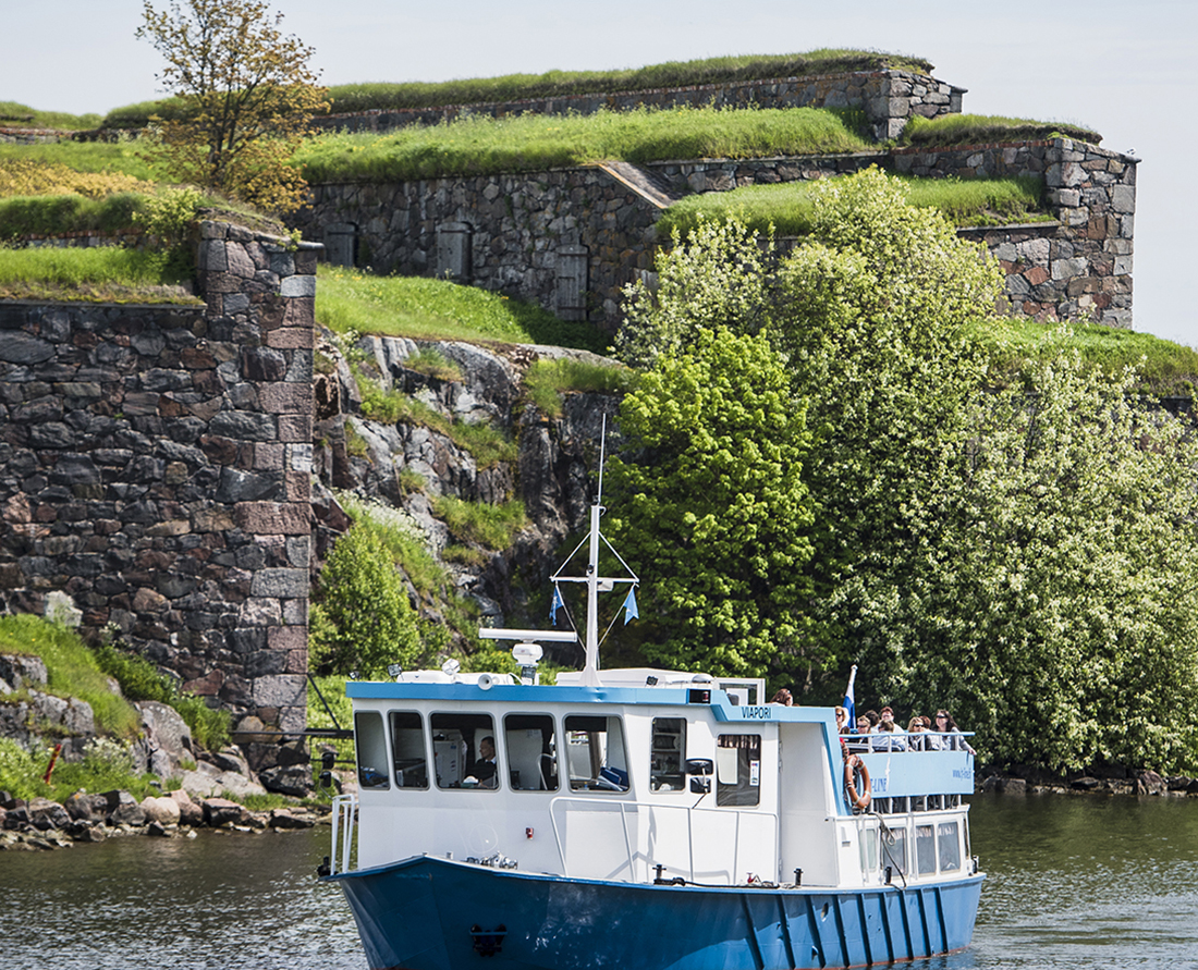 "One of the top things to do in Helsinki is to visit the ""Castle of Finland"" Suomenlina. It is a designated UNESCO world Heritage Site. Photo archives of the Governing Body of Suomenlinna, Photographer Arttu Kokkonen©"