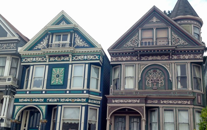 Discover Victorian Housea and the 60s hippie haven, Haight-Ashbury one of the top things to do in San Francisco.