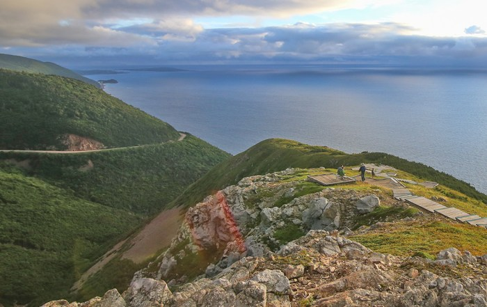 Travel National Parks - Top shore excursions for Sydney Nova Scotia - Tour Cape Breton Highlands National Park