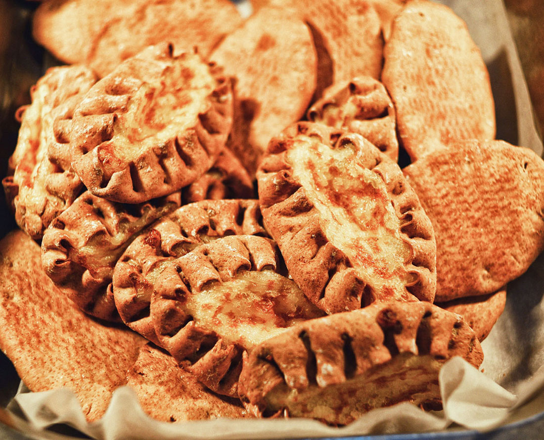 Karelian pies - Traditional foods of Finland. Photo Credit: Raita Kuwahara, Visit Finland.