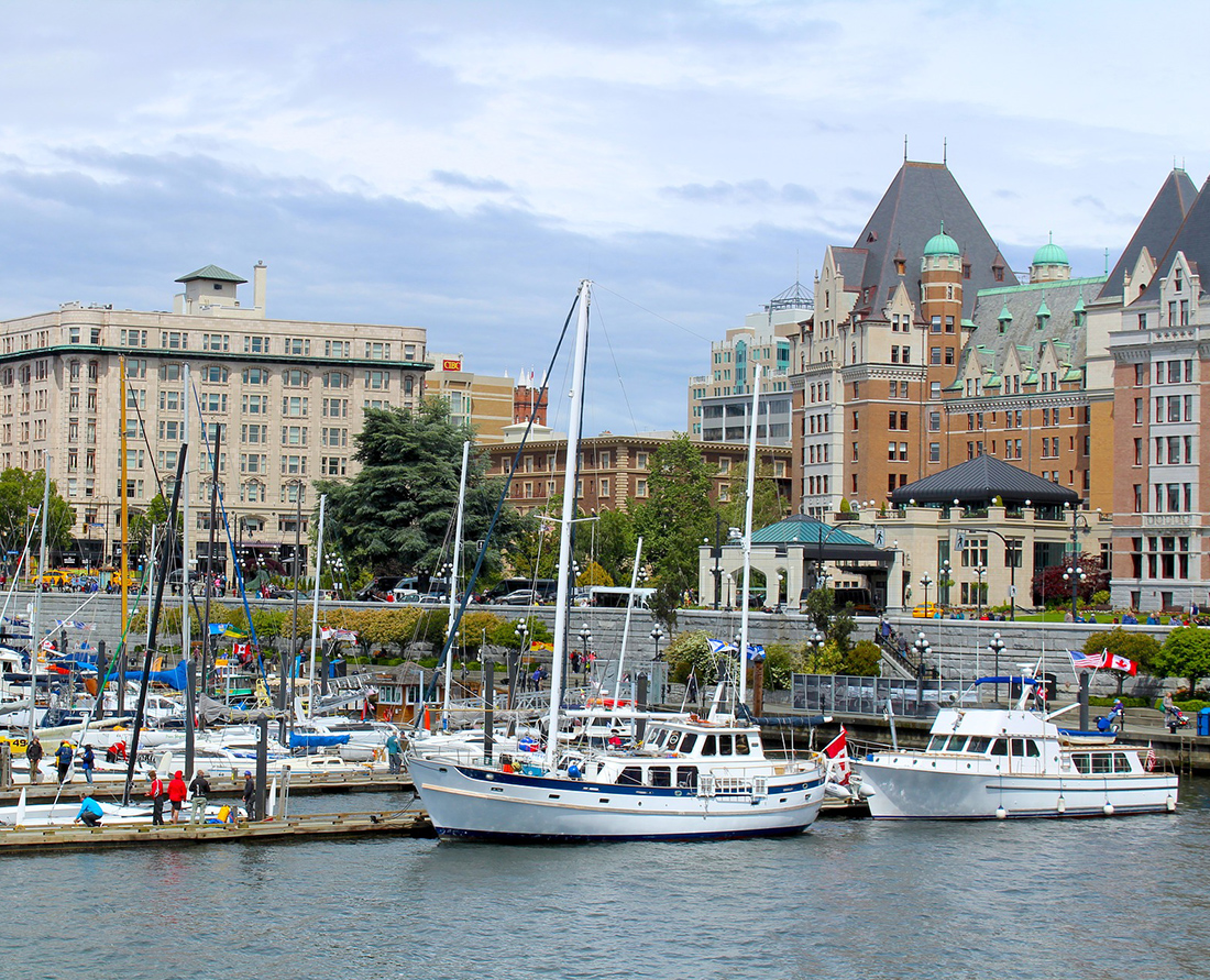 Visit Victoria BC - Top things to do