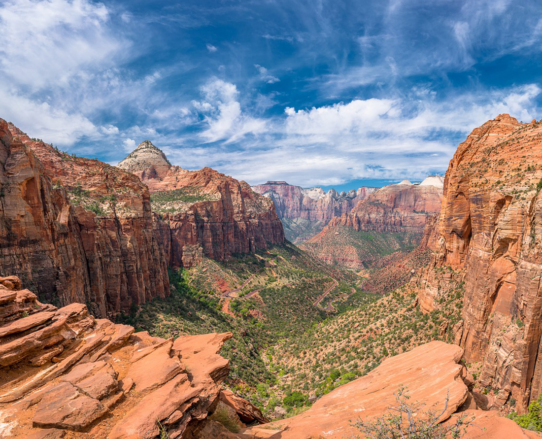 Discover to things to do in Zion Canyon