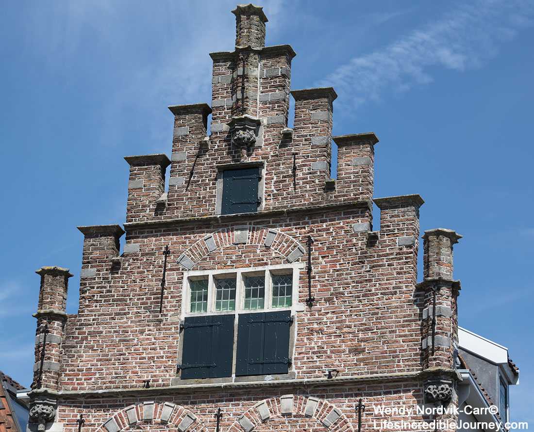 The Edam Museum is the oldest brick house in Edam. It has 17th century furnishings and the famous floating cellar. Photo Credit: Wendy Nordvik-Carr©